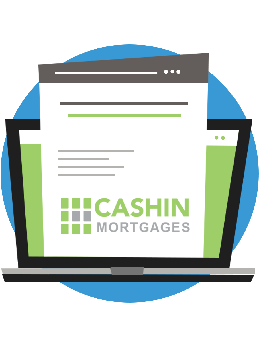 Oakville mortgage broker Mark Cashin