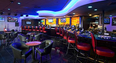 Boomtown Casino Hotel Guitar Bar