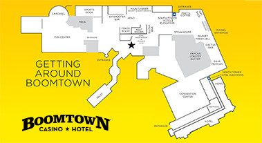 Boomtown Maps and Directions