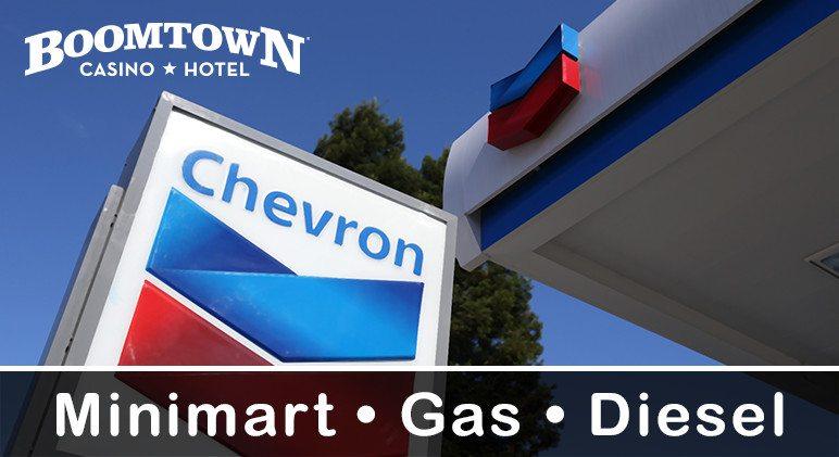 Boomtown Chevron Reno Verdi Nevada