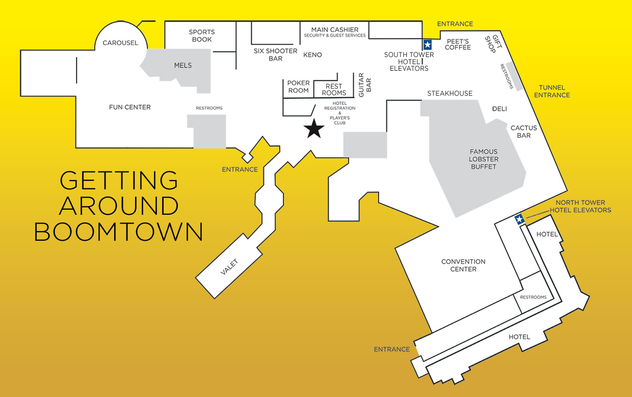 Boomtown Directory Map
