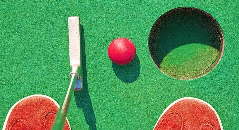 Boomtown Casino Hotel Fun Center Miniature Golf