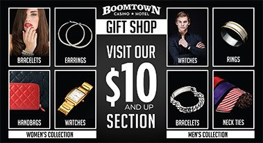 Boomtown Casino Hotel Gift Shop