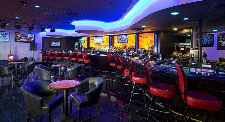 Boomtown Casino Hotel Guitar Bar