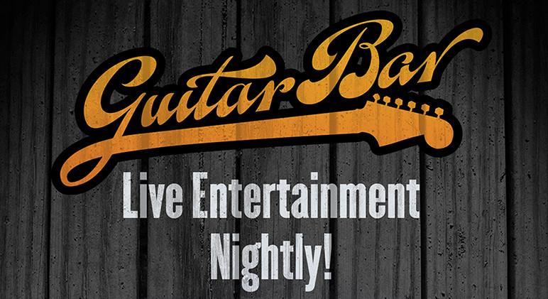 Boomtown Guitar Bar