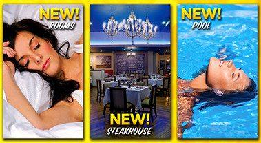 Boomtown Casino Hotel Accommodations