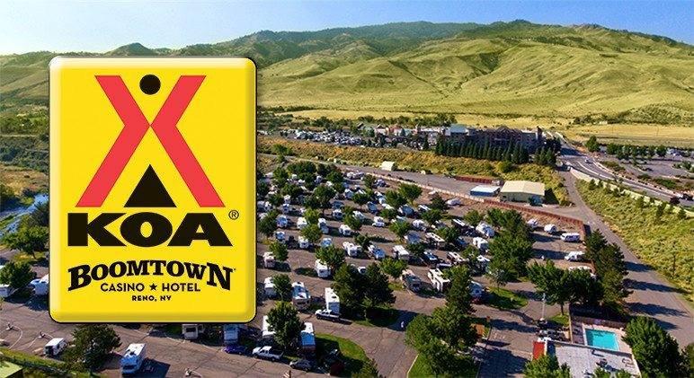 Boomtown Casino Hotel KOA RV Park