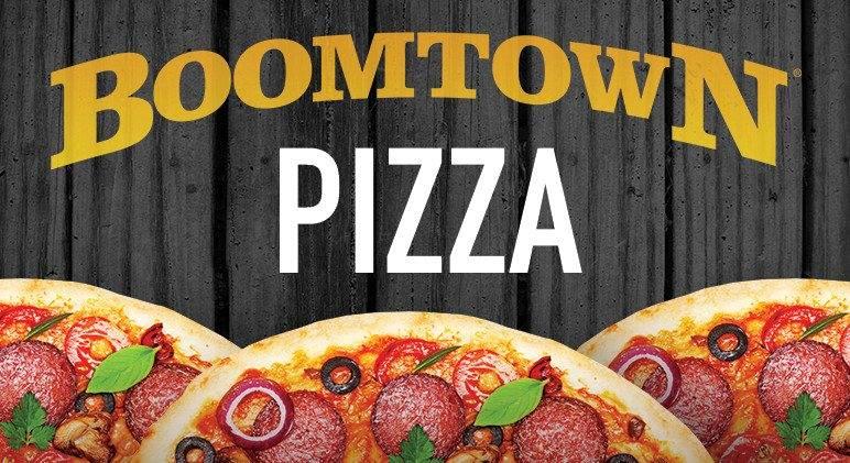 Boomtown Casino Hotel Pizza