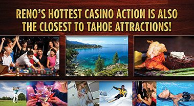 Boomtown Reno Local Attractions