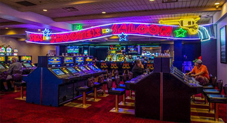 Boomtown Casino Hotel Six Shooter Saloon