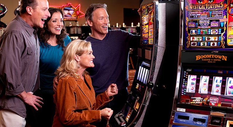 Boomtown Casino Hotel Slots and Video Poker
