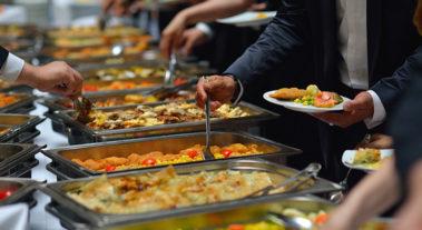 buffet-line