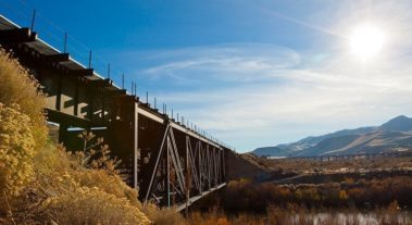 Truckee River Railroad Bridge
