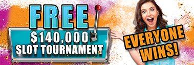 Boomtown 140k Slot Tournament