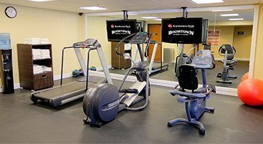 Boomtown Fitness Center