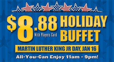 Holiday Buffet MLK