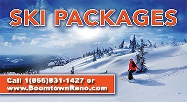Boomtown Ski Packages