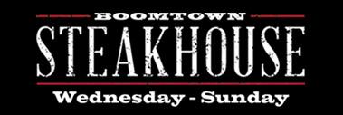 Boomtown Steakhouse
