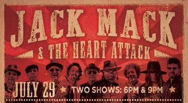 Boomtown Jack Mack Concert