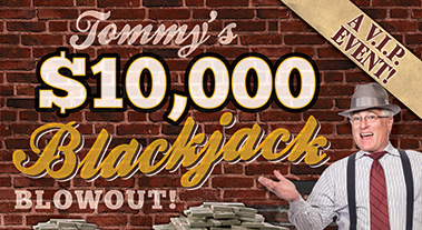 Boomtown Tommys Blackjack Blowout