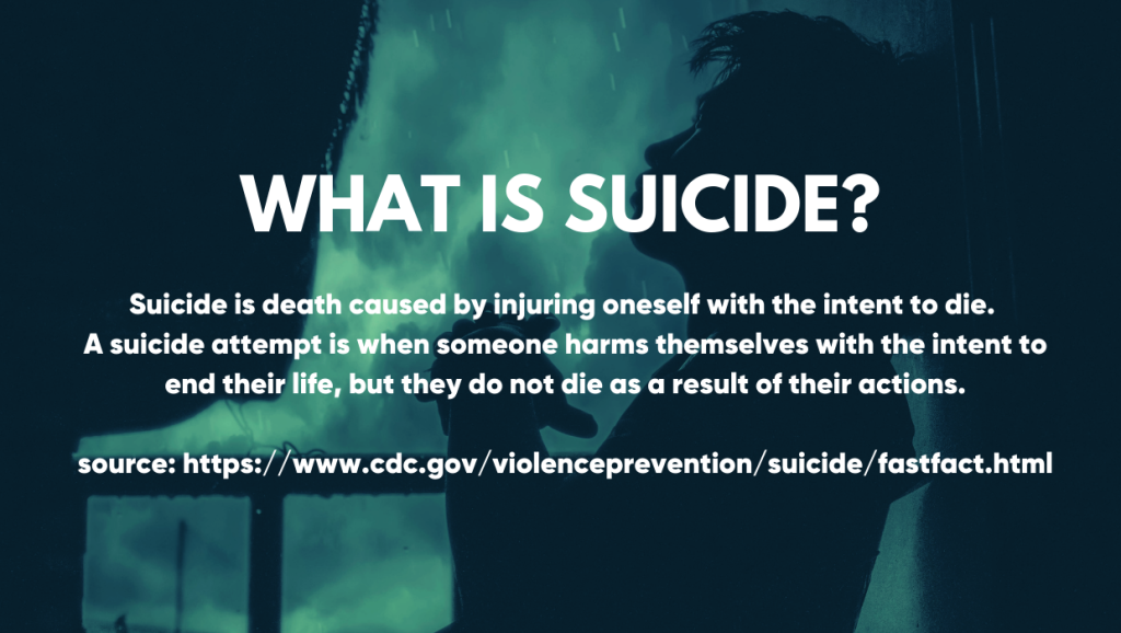 What is Suicide