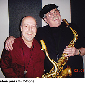 Mark and Phil