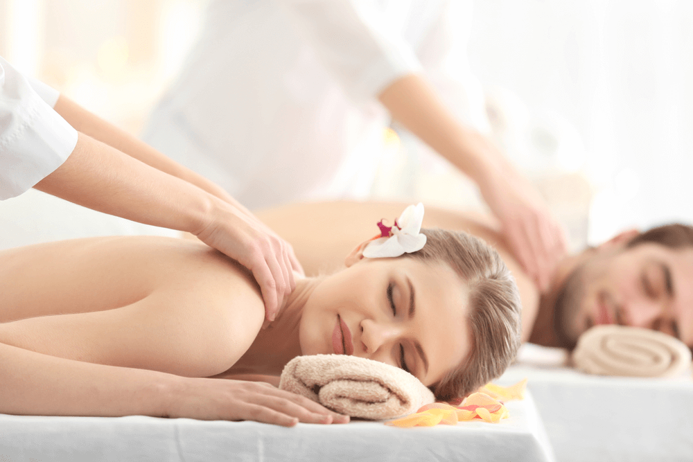 Can massage therapy and aromatherapy massage alleviate the symptoms of menopause?