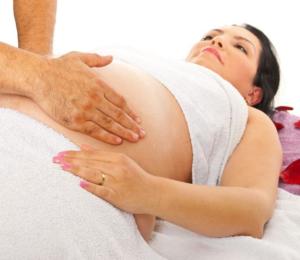 massage in pregnancy