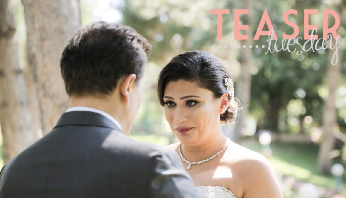 Teaser Tuesday, Meet Yasaman & Helal