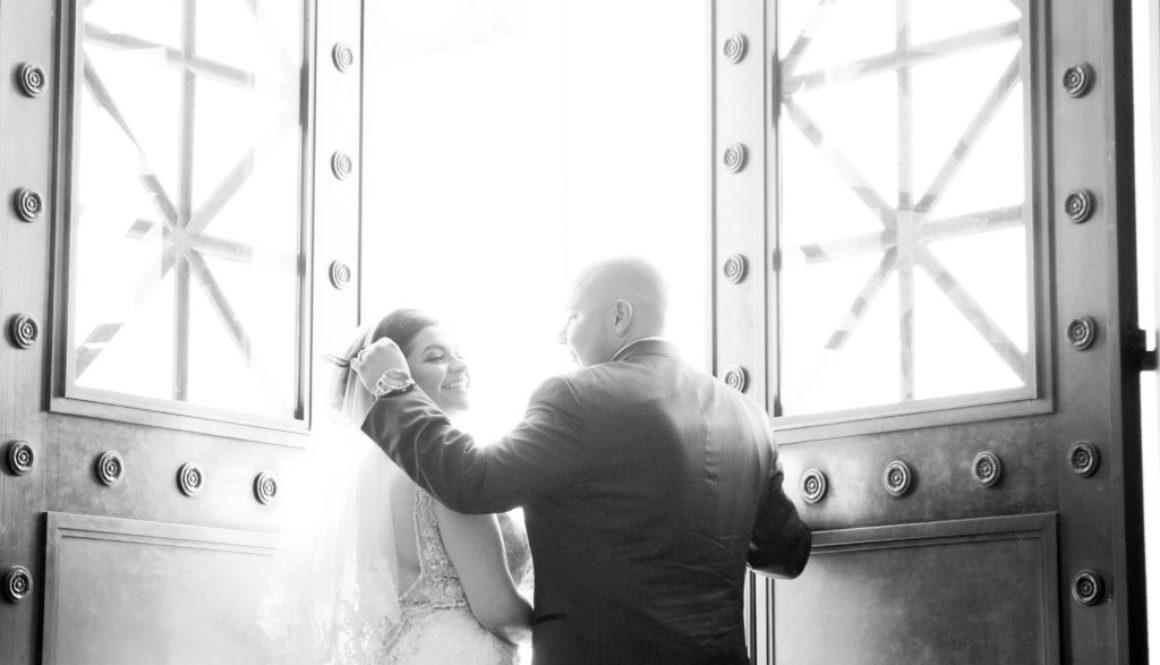 Estefany + Omar serenaded by Bride's Father At Reception