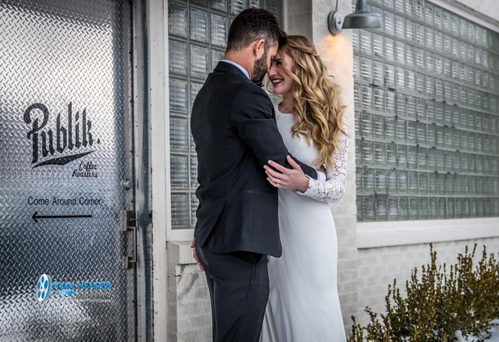 wedding videography and photography bridal photo shoot
