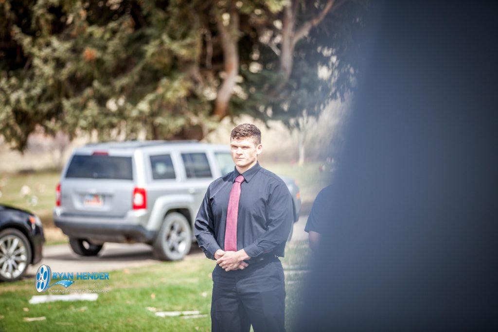 friends sad funeral photography utah Ryan hender films