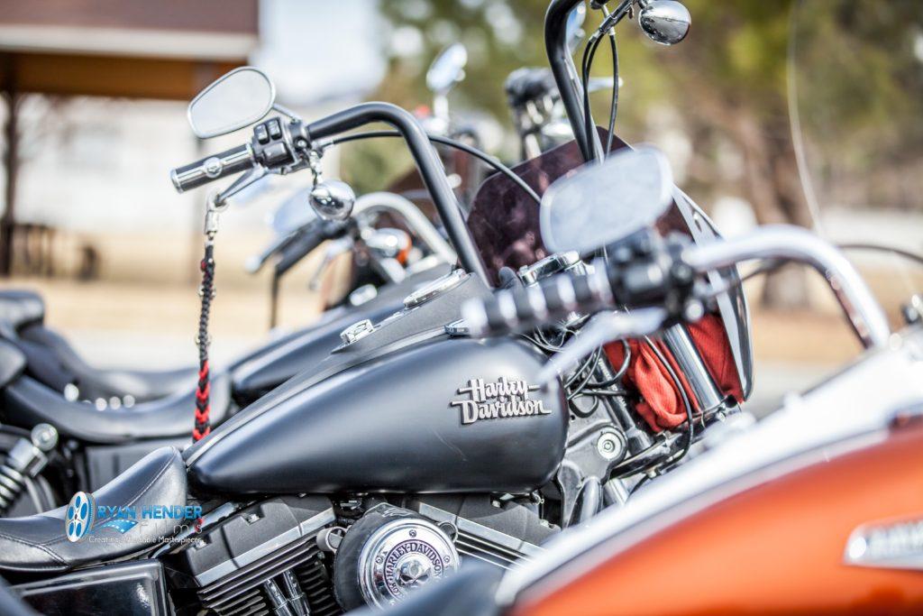 motorcycle escort funeral photography utah Ryan hender films