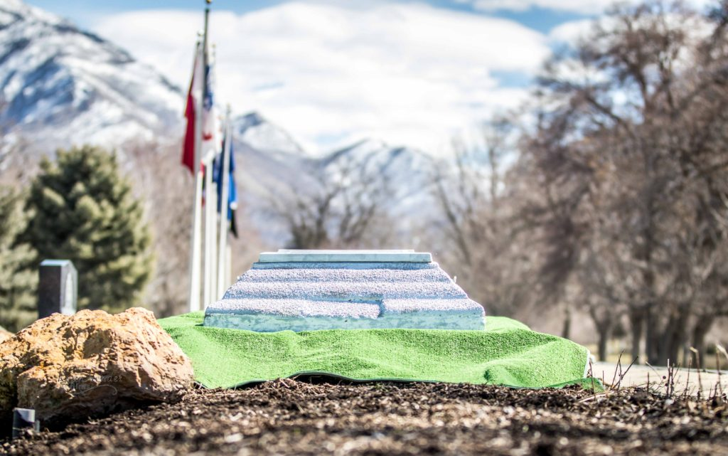 Wasatch lawn salt lake city cemetery photography for funerals Ryan hender films