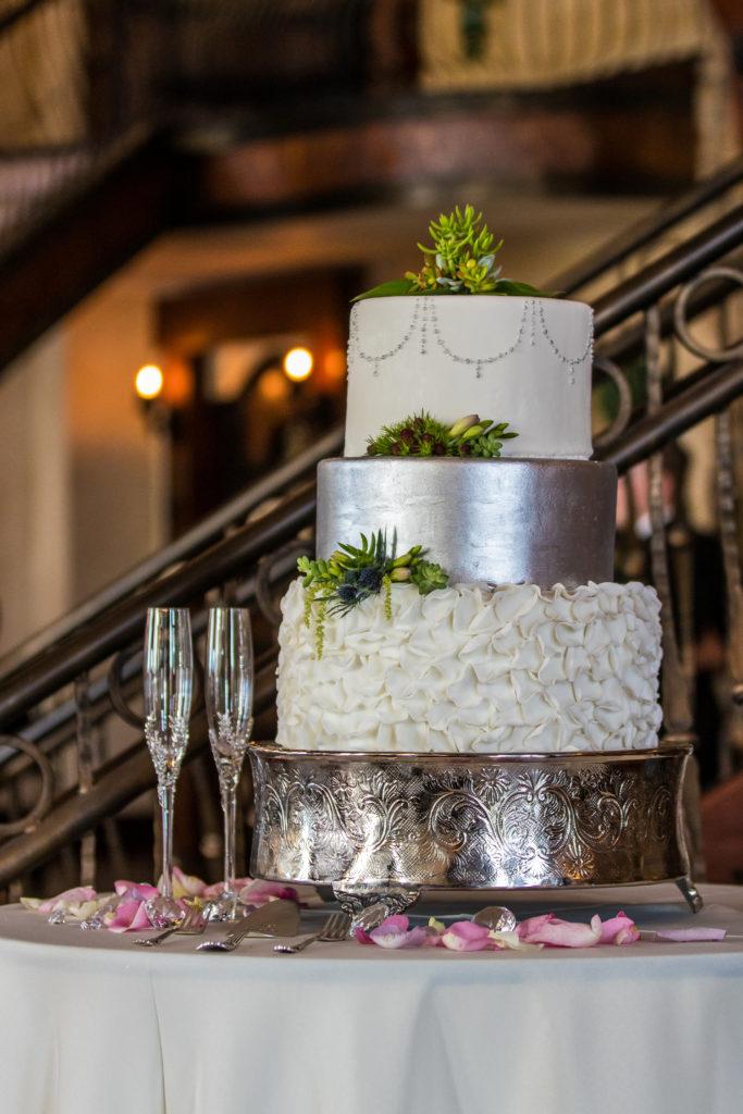 wedding cake castle wedding venue wadley farms utah wedding photography and videography