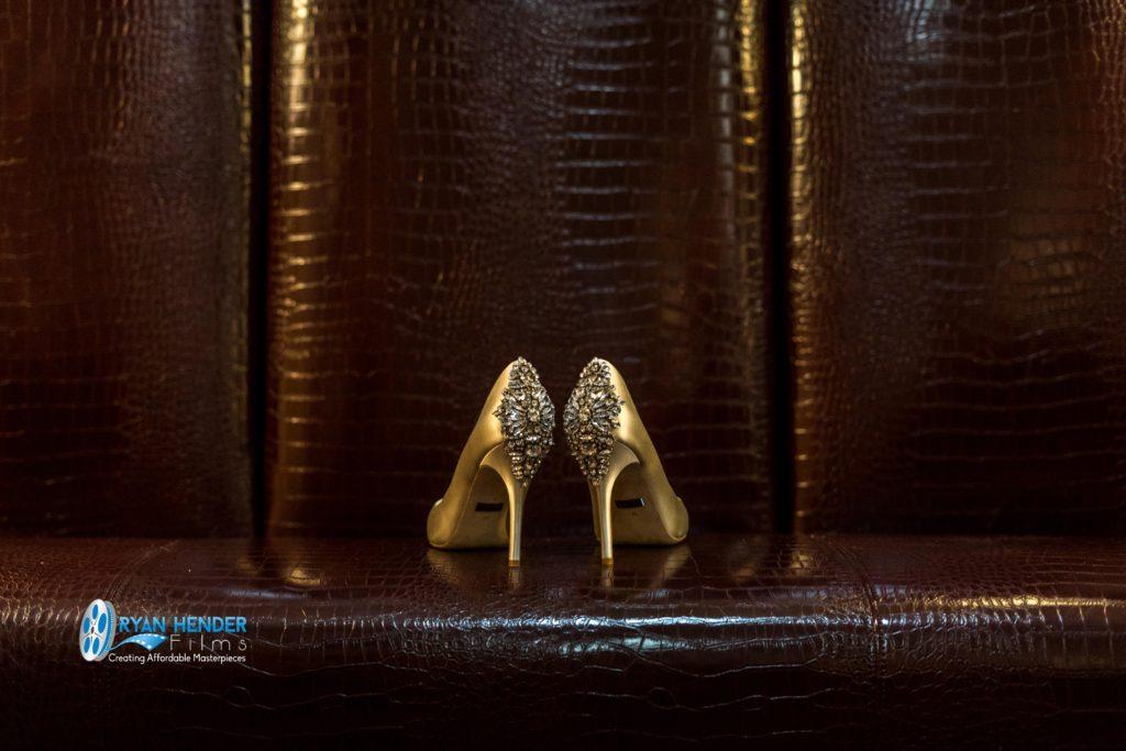 vintage jeweled shoes