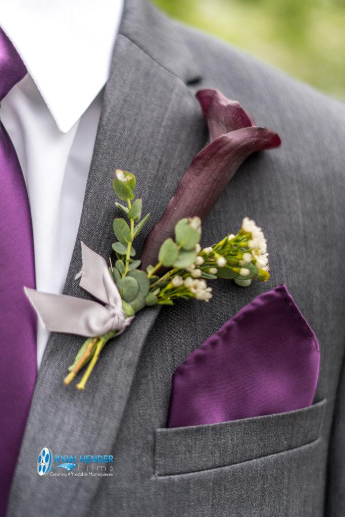 groom's flower wedding photography utah