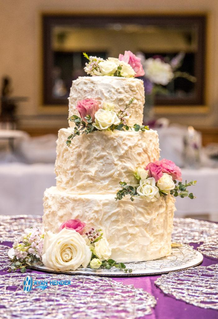wedding cake wedding photography utah