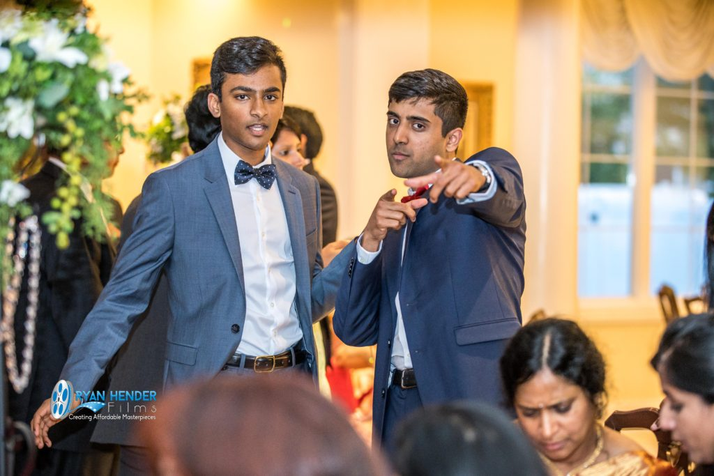 indian wedding groomsmen