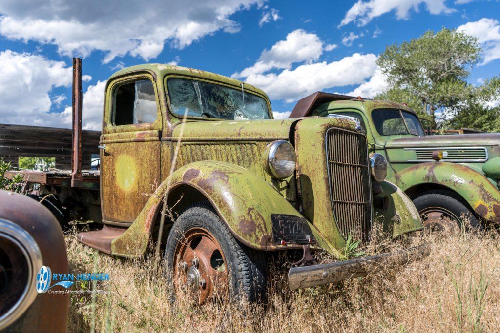 richard erickson car collection wallsburg utah