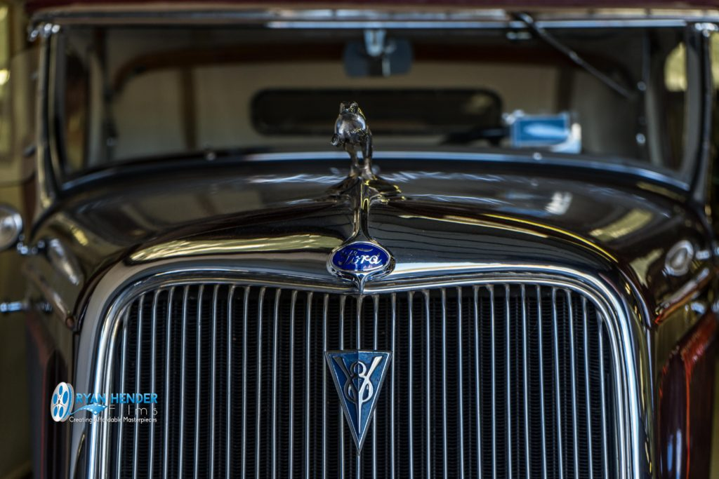 vintage ford car collection utah