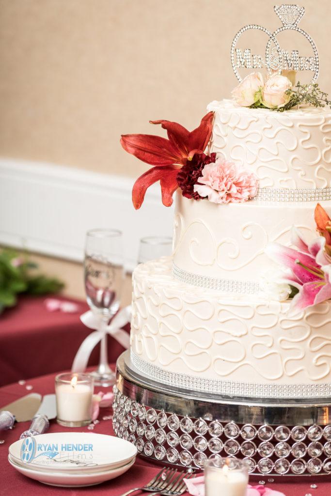 granite bakery wedding cake salt lake city utah