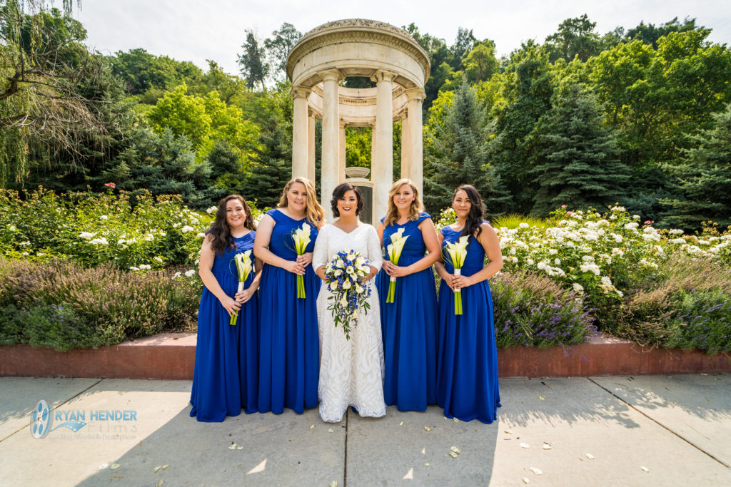 Memorial House at Memory Grove Park wedding photography