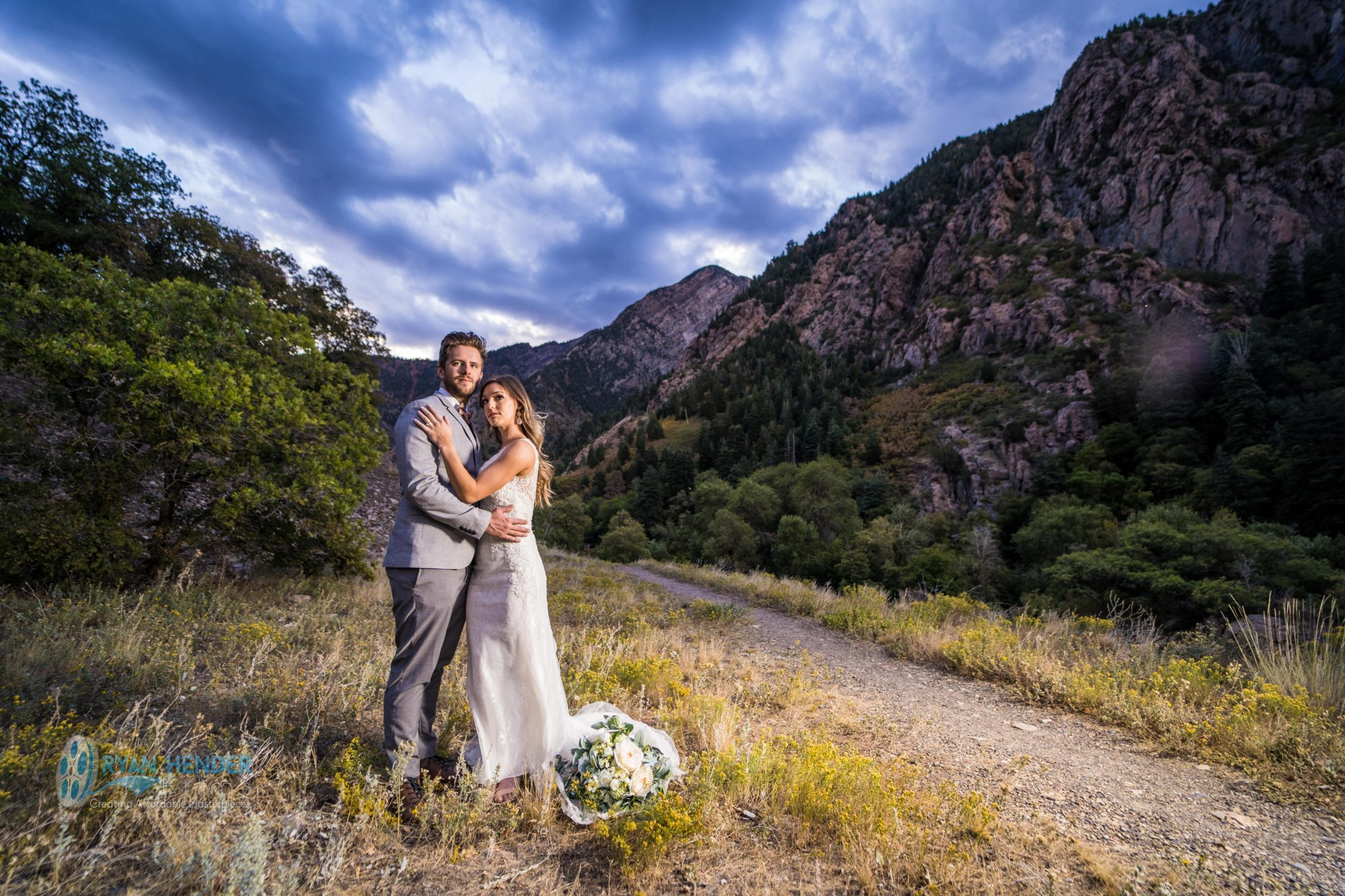 wedding bridal photo shoot utah state  salt lake city utah