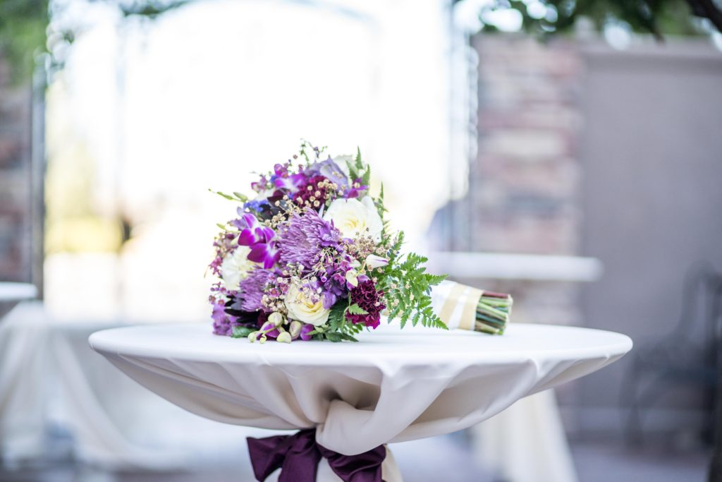 wedding bouquet noah's