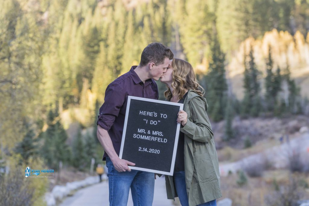 engagement photographer Salt Lake City utah