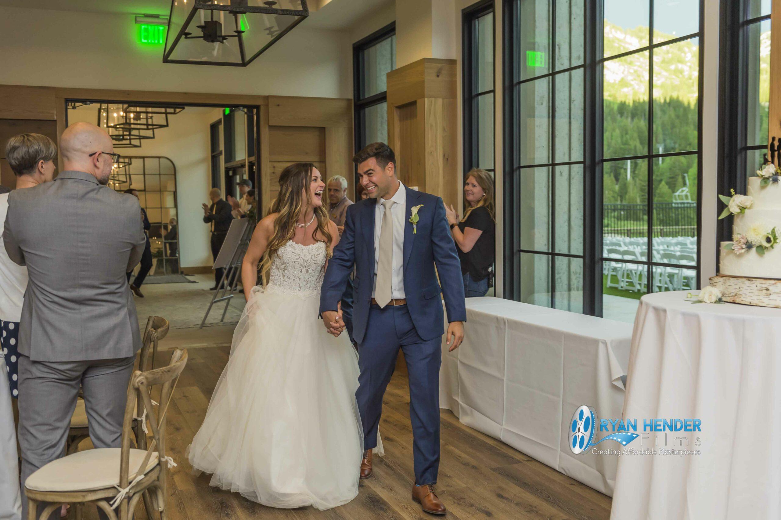 Snowpine Lodge Wedding Venue | Kaylee + Andrew