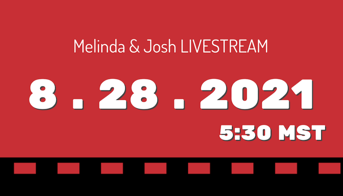 Melinda & Josh Wedding Livestream