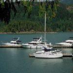 NOSPS docked at Egmont