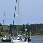 Gypsy Soul and Branta in Garrison Bay